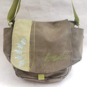 💚🤎 Haiku Messenger Bag/Purse 🤎💚